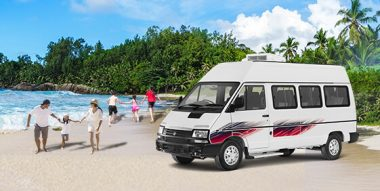 Tata Winger Holiday Tourist van