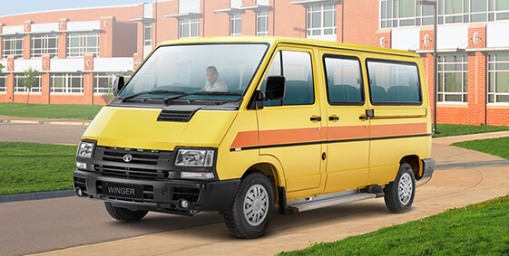 In What Way Tata Winger is Perfect for Application as a School Van