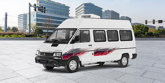 Tata Winger Staff Van