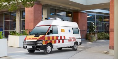How Tata Winger Ambulance Van is Shaping the Hospital Industry