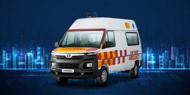 Advanced Features of the Tata Winger Ambulance Van