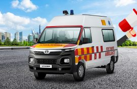 Everything You Need To Know About the Tata Winger Ambulance
