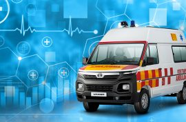 What are the Specifications and Price of Tata Winger Ambulance Van