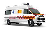Tata Winger Ambulance small view