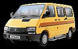 Tata Winger skool 3200 wb 18D