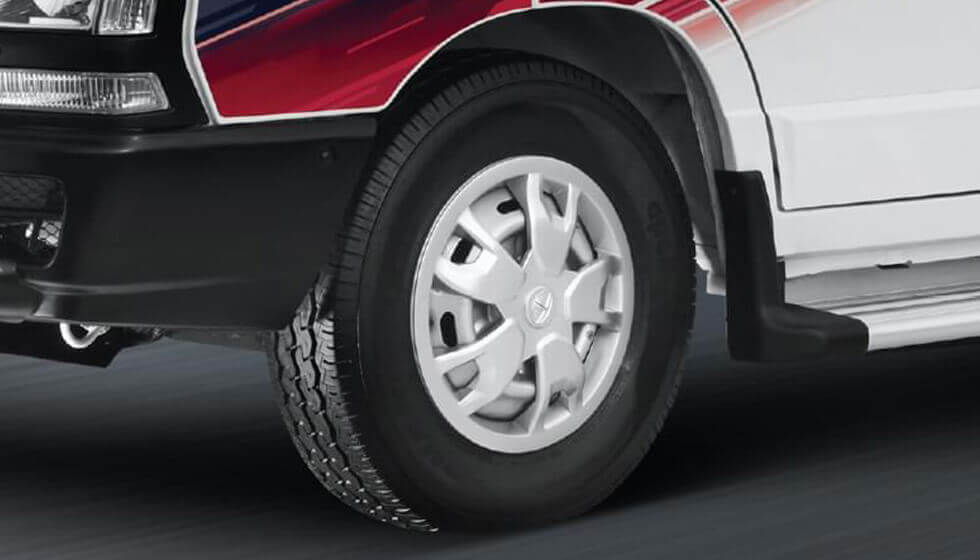 Tata Winger 12S Seater Van Tyres