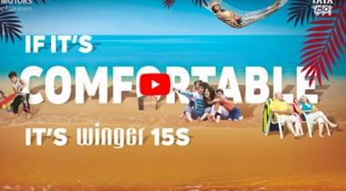 Tata Winger School Video Gallery