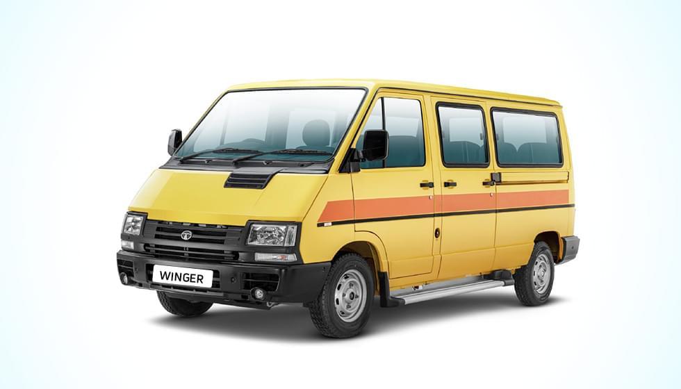 1a70101a2d3 Tata Winger School | School Maxi Van - Interior & Exterior Image Gallery