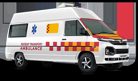 Tata Winger Ambulance Testimonials