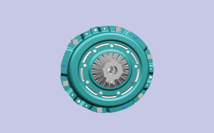 Tata Winger Skool 2800 13d WB Clutch
