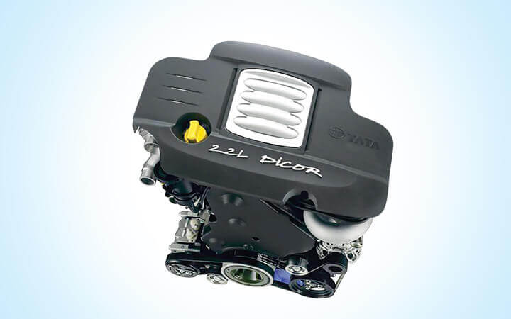 2.2 L dicor engine