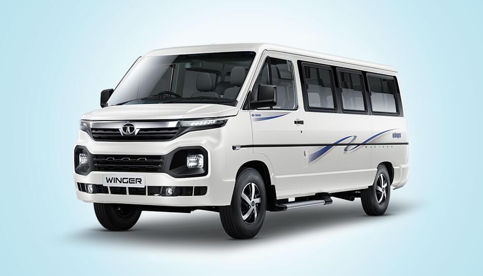 Tata Winger 12d / 13d Front side