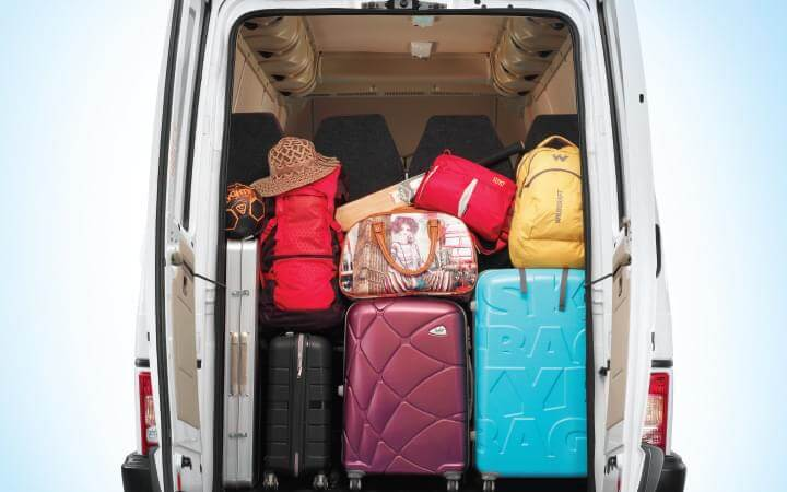 Tata Winger Tourist/Staff 12 S Extra Luggage space Features