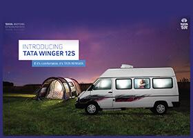 Tata Winger Staff 12 S