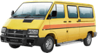 Tata Winger School van small