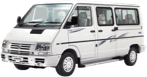 Tata Winger Staff Flat side view small
