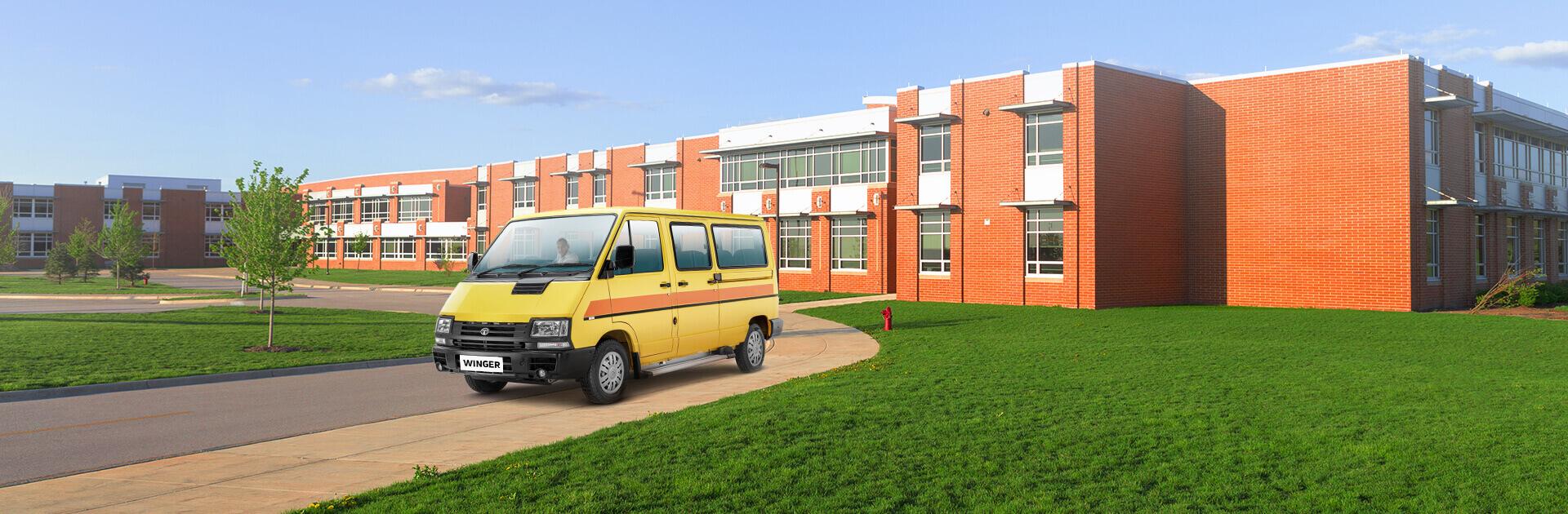Tata Winger School
