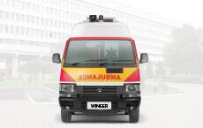 Tata Winger Ambulance Small