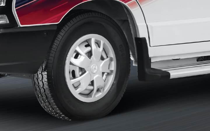 Tata Winger Tourist/Staff 12 S Bigger Tyre - 15