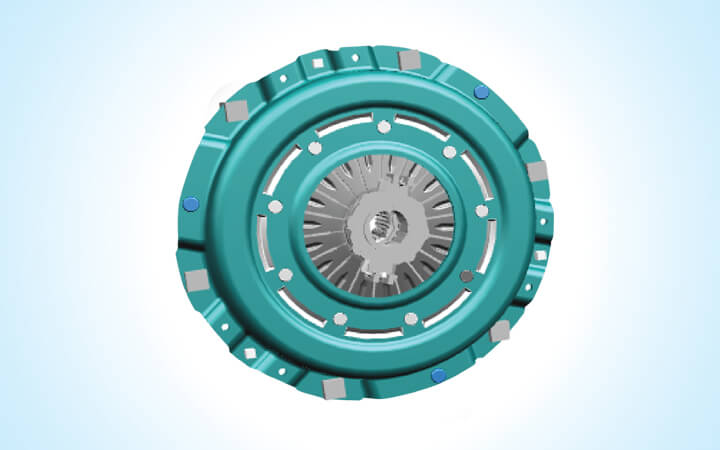 Tata Winger Tourist/Staff 12 S Clutch Features