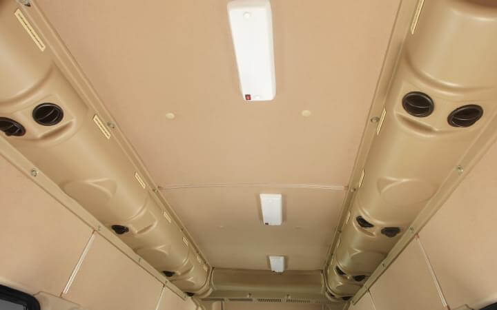 Tata Winger Tourist/Staff 12 S Individual AC Vents Features