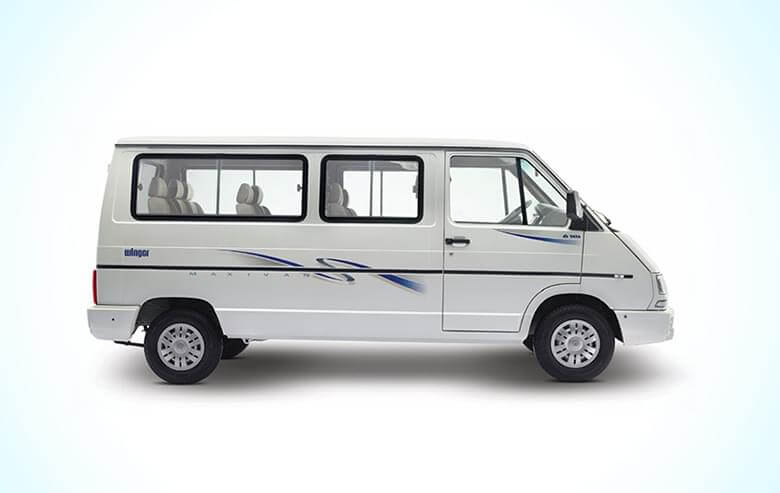 Tata Winger Staff 9d Flat View